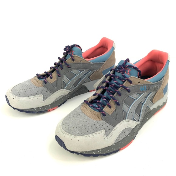 Asics Other - Asics Gel Lyte 5 V Suede Mens Sneakers Size 9.5